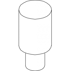 Support plate P