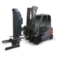 hydrolift s2 column with fork lift ral7016 di